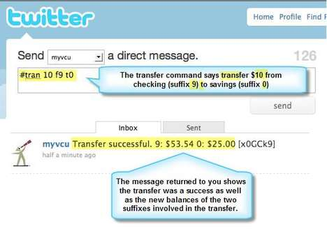 Twitter Banking - The Quickest Way to Bank Online or on Your Mobile