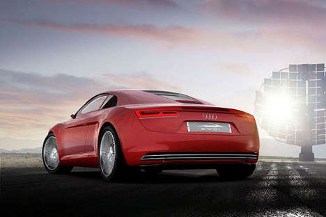 Electric Sports Car Makeovers