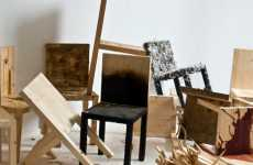 Artfully Destroyed Furniture