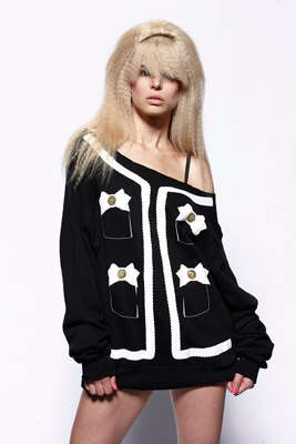 Niche 80s Fashion