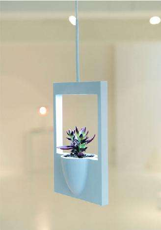 Picture-Framed Flowers - Polaroid Flower Vase Brings Back Iconic Photo Design