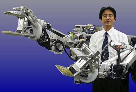 Roboctopus Arms