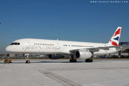 All-Business Class Flights