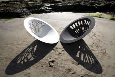 Metal Lace Chairs