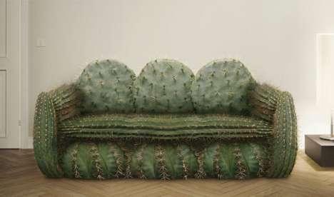 Uncomfortable Furniture Ads