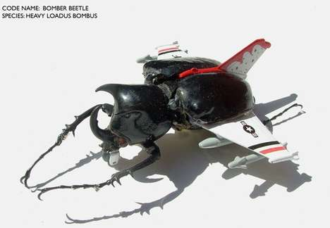 Cyborg Insects