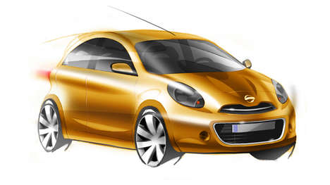 The New Nissan Micra Will Be Launched in Thiland
