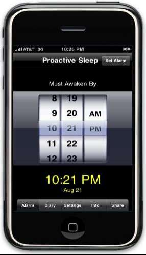 Insomniac iPhone Apps