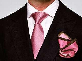 Predictive Pink Neckties