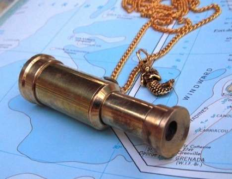 Retro Nautical Necklaces