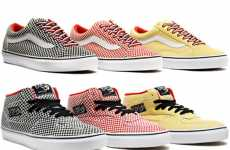 Checkered Kicks - The Vans Supreme Fall/Winter Collection is Off the Chain