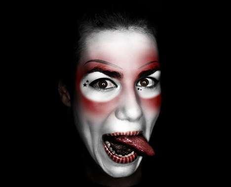 60 Halloween Makeovers