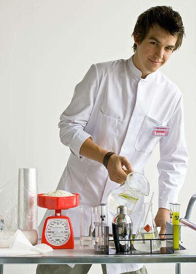 Chemistry Cocktails