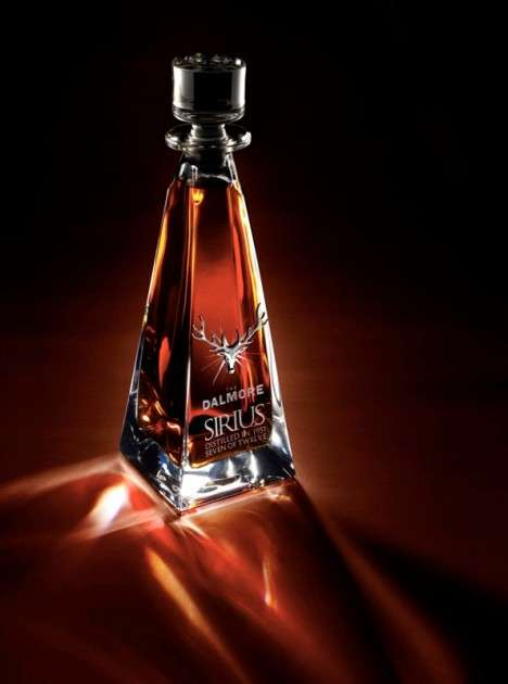 $15,000 Whiskey Bottles - Dalmore Releases Exclusive 1951 Vintage Sirius
