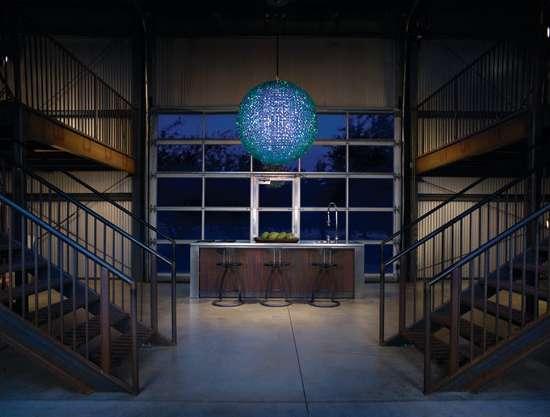 Color Changing Chandeliers: The Swarovski Schonbek Da Vinci
