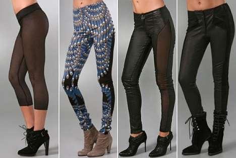 Exorbitantly-Priced Leg Wear