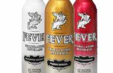 Libido-Boosting Beverages - The Fever Beverage Will Put You in the Mood