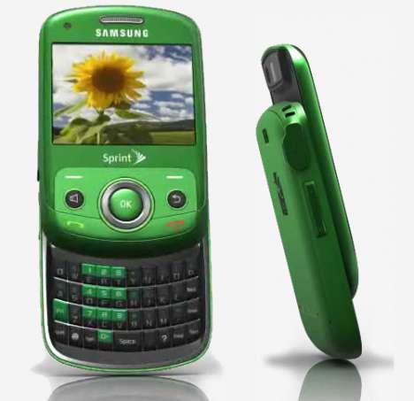 Socially Responsible Phones
