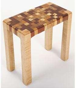 Checkerboard Tables