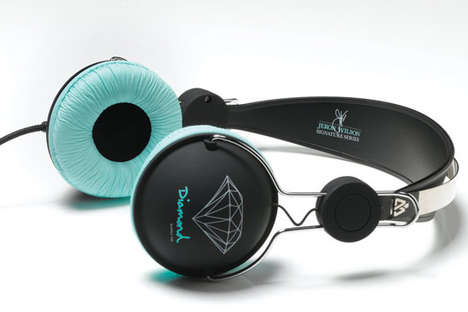 Diamond-Cut Headphones