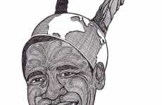 Big Apple Obama Art