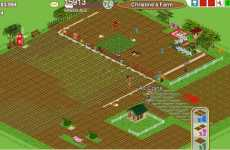 Farming on Facebook - Virtual Farms Find a Foothold With 'Farm Town'