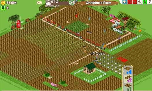 Farming on Facebook