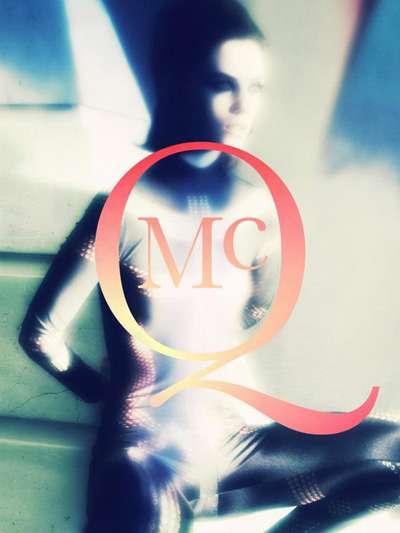 Blurred Fashion Ads
