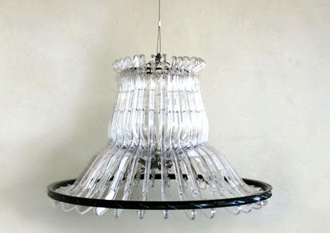 Curious Eco-Chandeliers