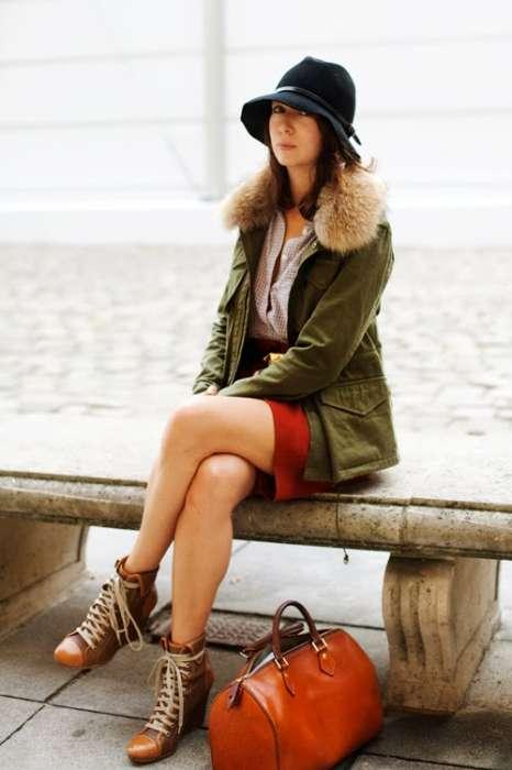 French Fall Fashion
