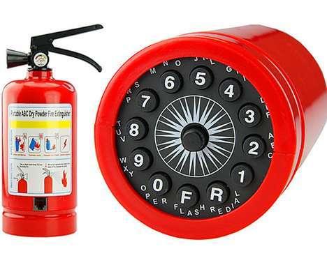 10 Fantastic Fire Extinguishers