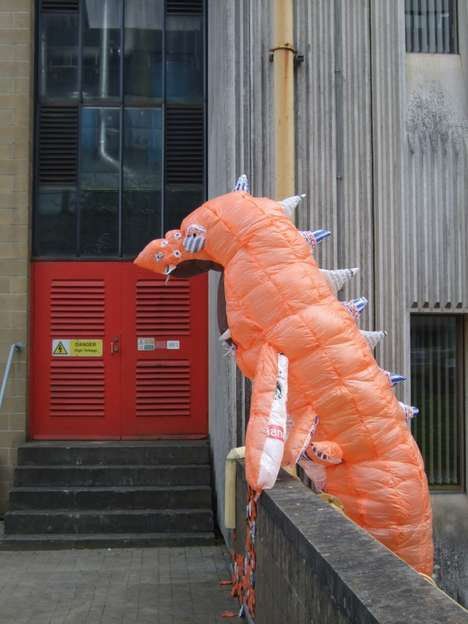 Inflatable Seahorses