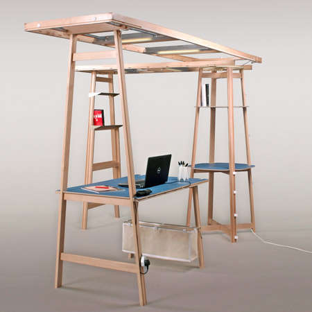 Reconfigurable Desks