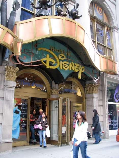 Retail Amusement Parks