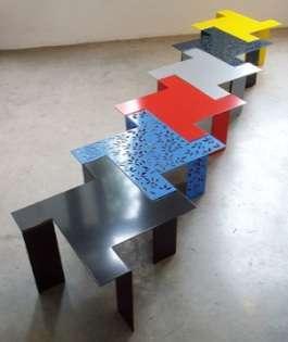 Adjustable Puzzle Furniture