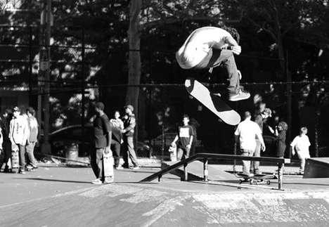 Skateboarder Artography