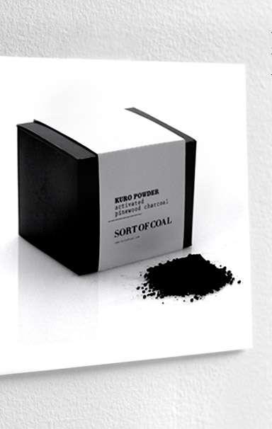 Toxin-Burning Powder