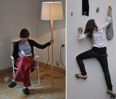 Break-a-Sweat Furniture