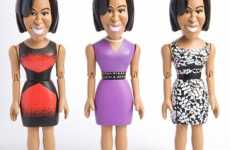 First Lady Figurines