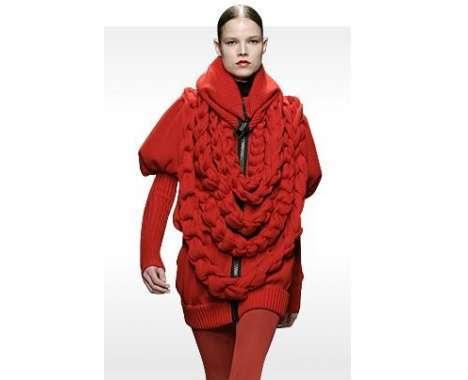 44 Fashionable Fall Knits