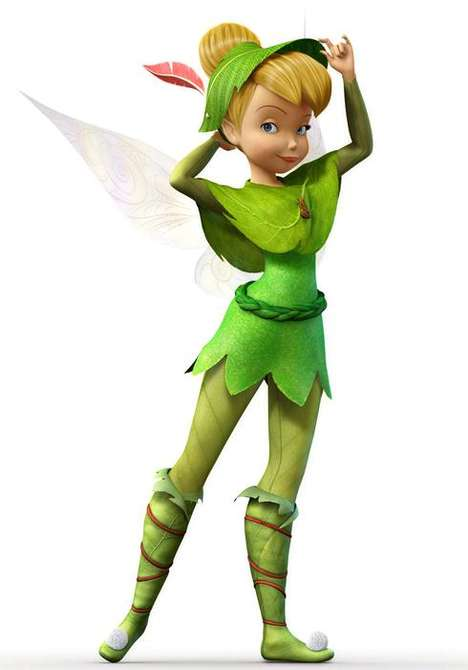 Disney Character Transformations