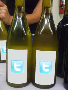 Social Media Chardonnay