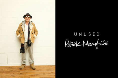 Urban Boomer Hipster Lookbooks