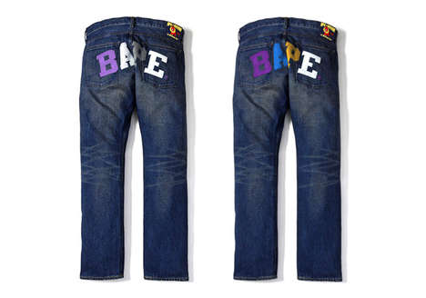 Bum Branded Denim