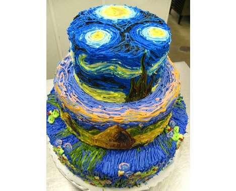 10 Vincent van Goghvations