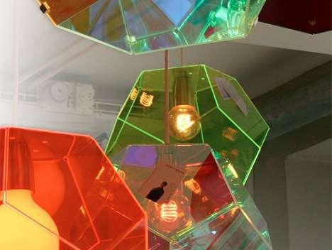 Kaleidoscopic Light Design