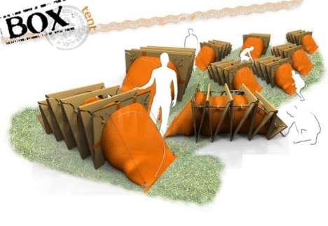 Expandable Shelters