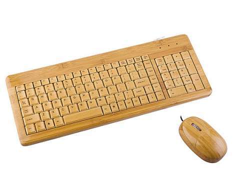 From Woodsy PC Peripherals to Wrist-Worn Consoles