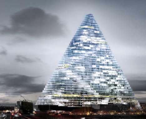 17 Pyramidal Finds