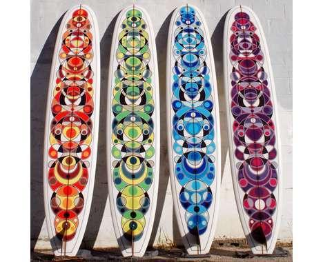 20 Superb Surfboards